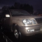 Toyota Land Cruiser , 4.7 L.